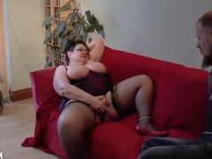 Oma wünscht sich Sex zu Weihnachten