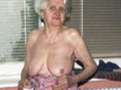 Votzen uralte Fat Granny