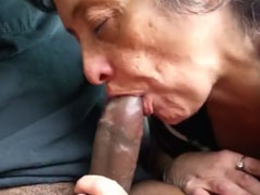 Oma Blowjobporno