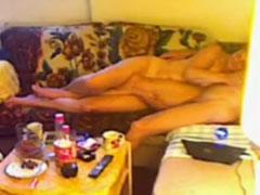 Oma heimlich beim Sex mit dem Nachbarn gefilmt