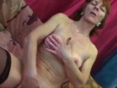 Oma ist geil auf Sex