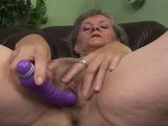 Opa fickt die geile Oma durch