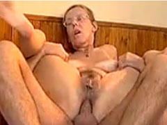 Gefickt omas anal Geile Oma